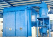 环保气力回收式喷砂房